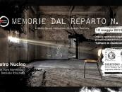Memorie dal Reparto N°6,  tratto dal Racconto di Anton Cechov al Teatro Popolare