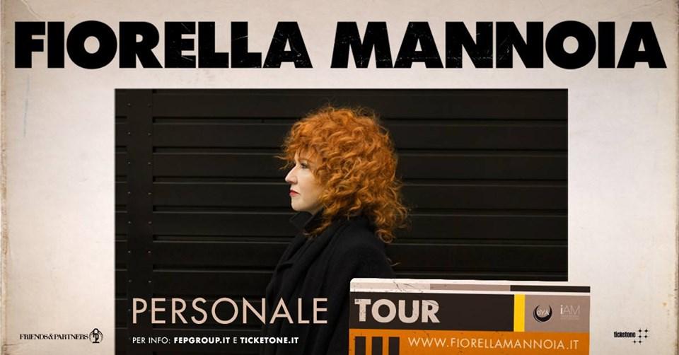 Concerto di Fiorella Mannoia a Verona al Teatro Romano