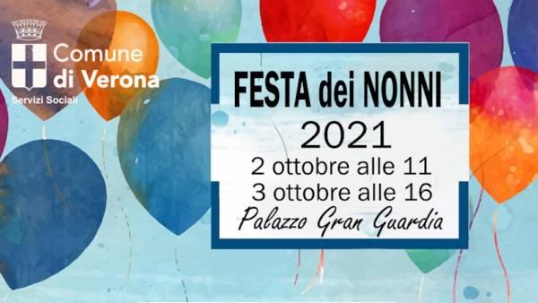Festa dei Nonni a Verona