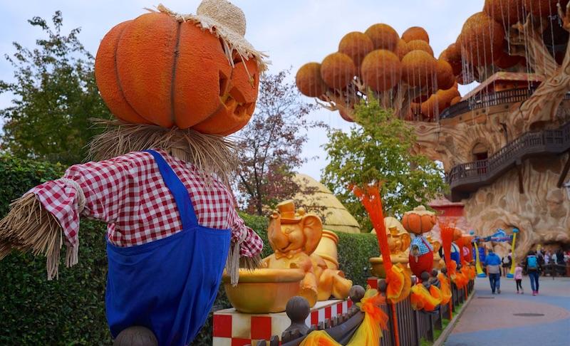 Magic Halloween a Gardaland