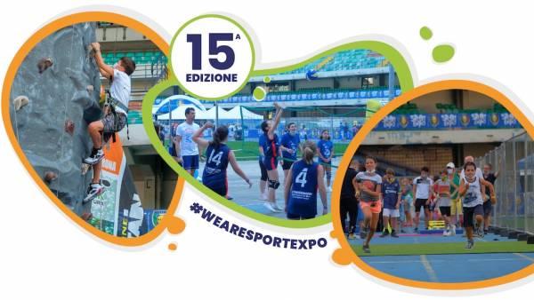Conto alla rovescia per Sport Expo alla sua quindicesima edizione