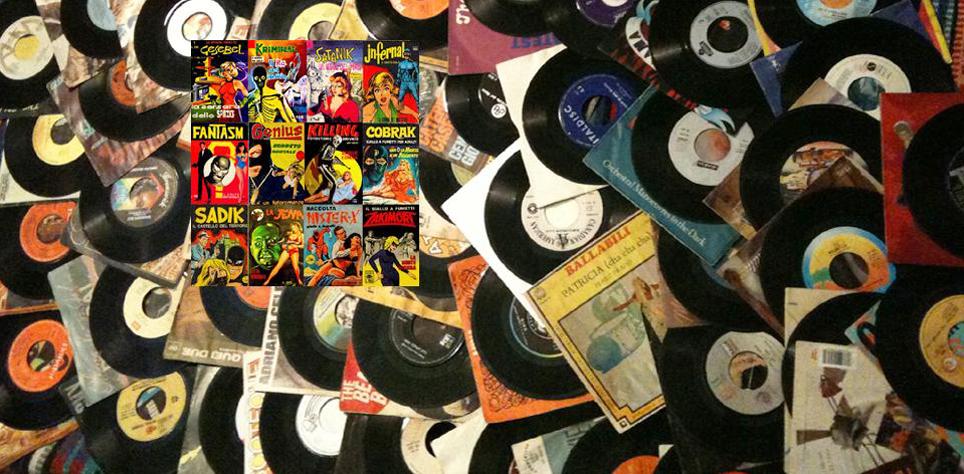 Mostra Mercato del disco usato e da collezione a Verona