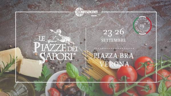 Le Piazze dei Sapori a Verona