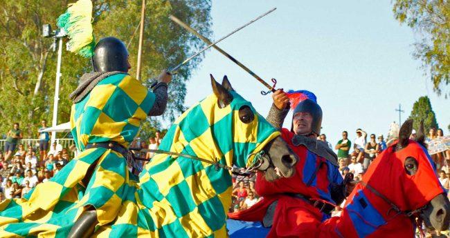 Festa Medioevale del Vino Bianco Soave