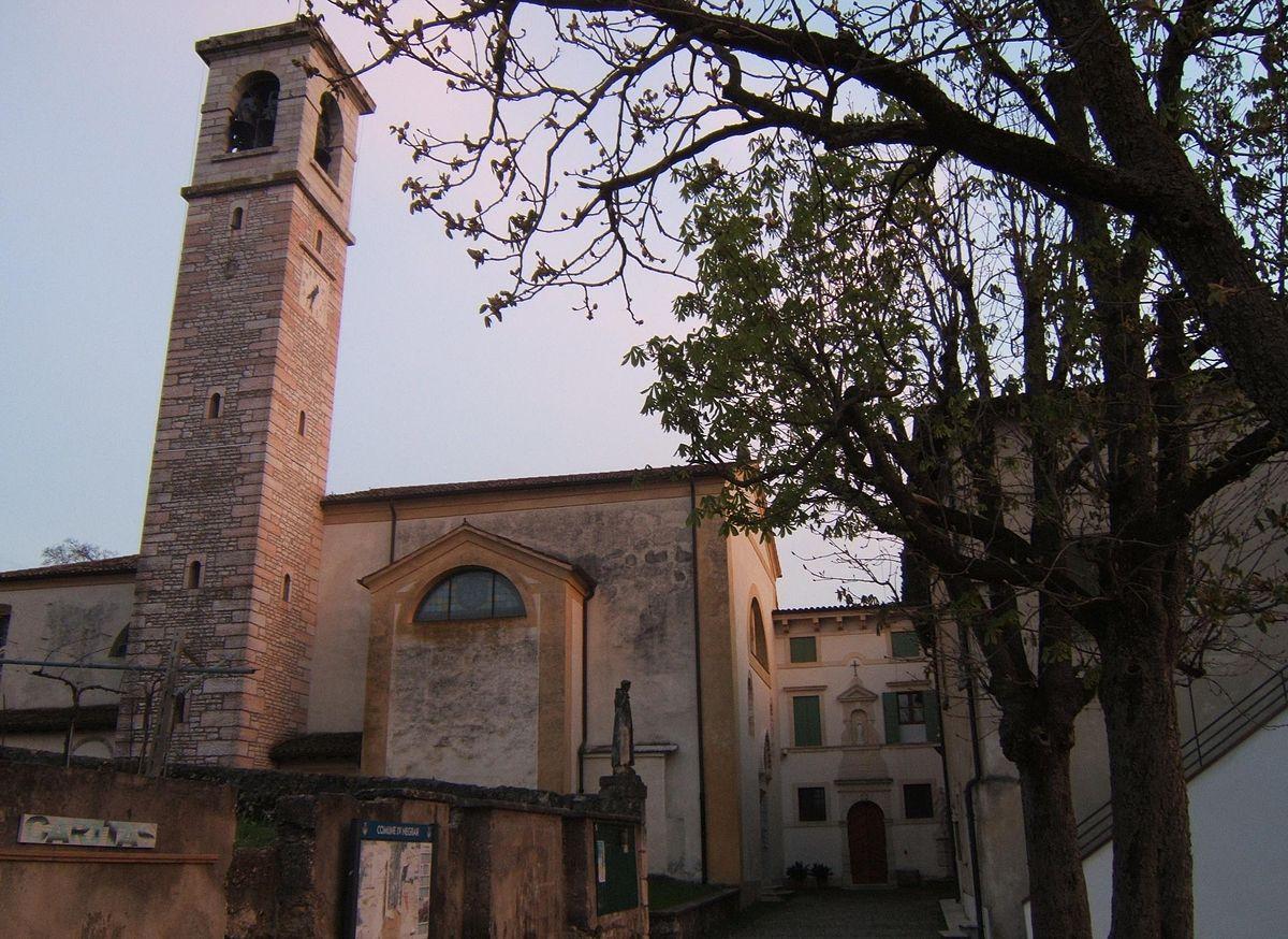La chiesa di San Pietro Apostolo di Arbizzano