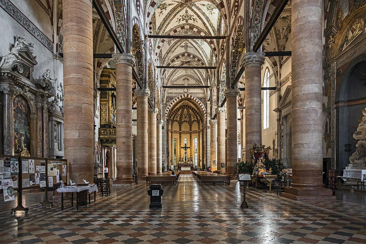 La Basilica di Santa Anastasia