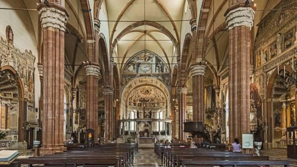 Duomo di Verona, Cattedrale di Santa Maria Matricolare