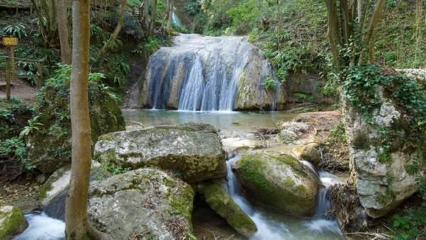 Parco delle Cascate di Molina