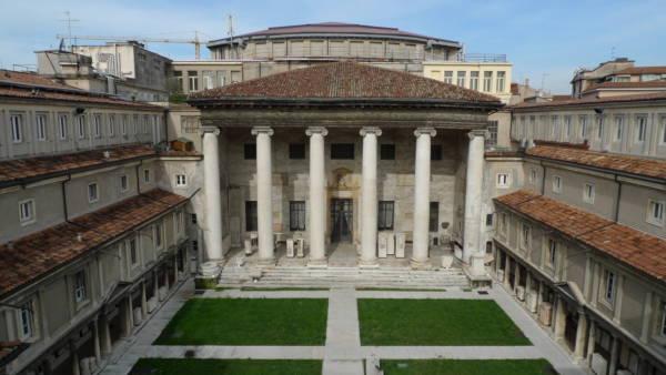 """""""Titus"""" con Bob Marchese per la prima volta al Museo Lapidario"""