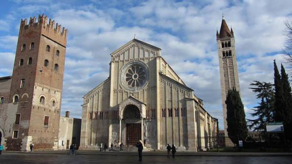 La Basilica di San Zeno