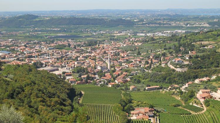 Itinerario da Grola di Sant'Ambrogio a Monte