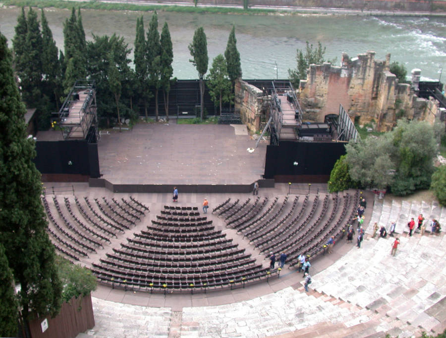 L'edificio più antico di Verona