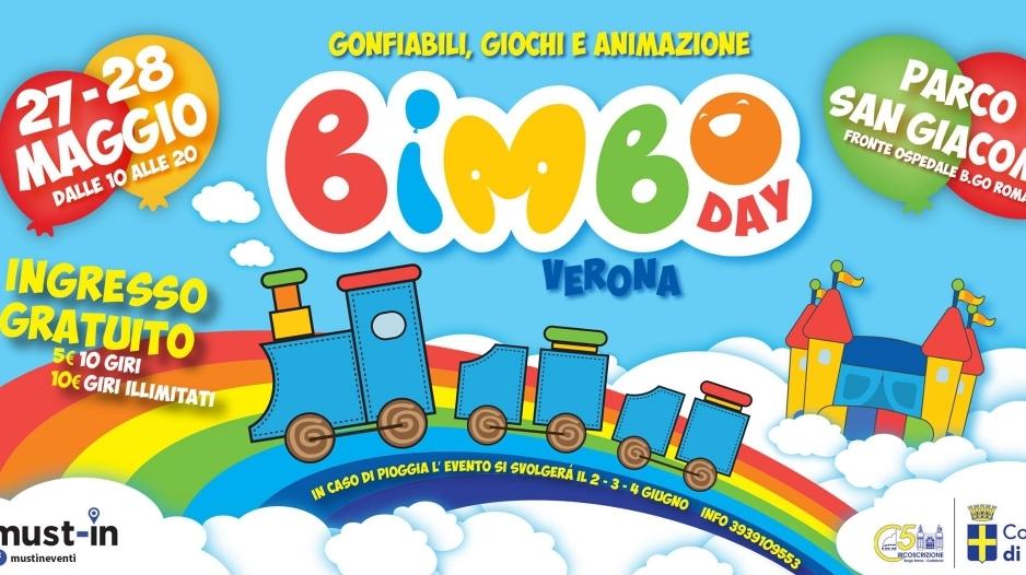 Bimbo Day Verona - Eventi per Bambini a Verona