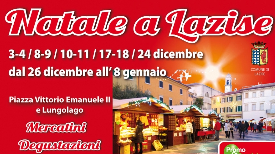Mercatini di Natale e Presepe a Lazise - Mostre a Verona