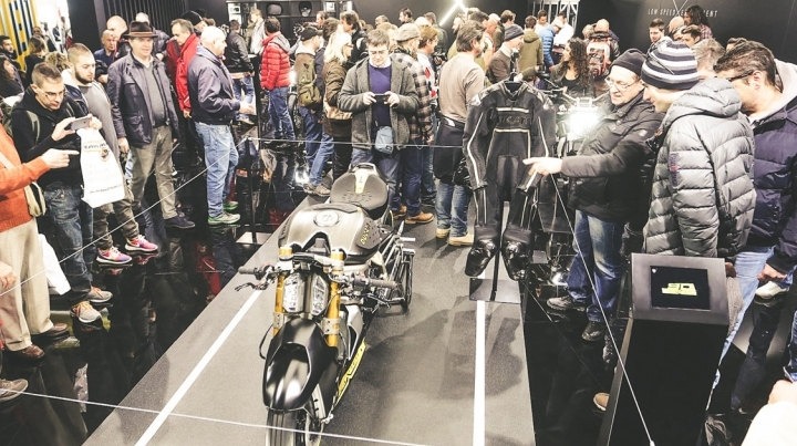 Motor Bike Expo in Fiera a Verona