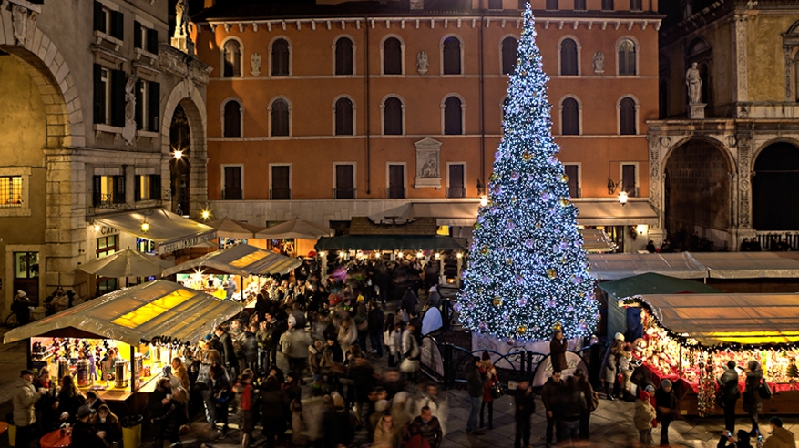 Mercatini di Natale a Verona - Sagre e Manifestazioni a Verona