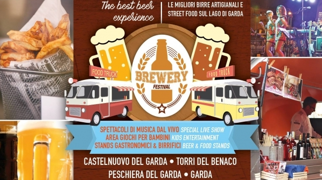 Brewery festivals 2017 - Sagre e Manifestazioni a Verona