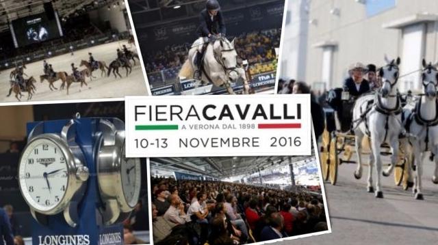 Fiera Cavalli a Verona 2016 - Fiere a Verona