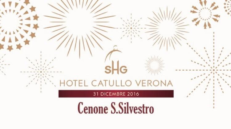 Cenone di San Silvestro all Hotel Catullo Verona - Feste a Verona
