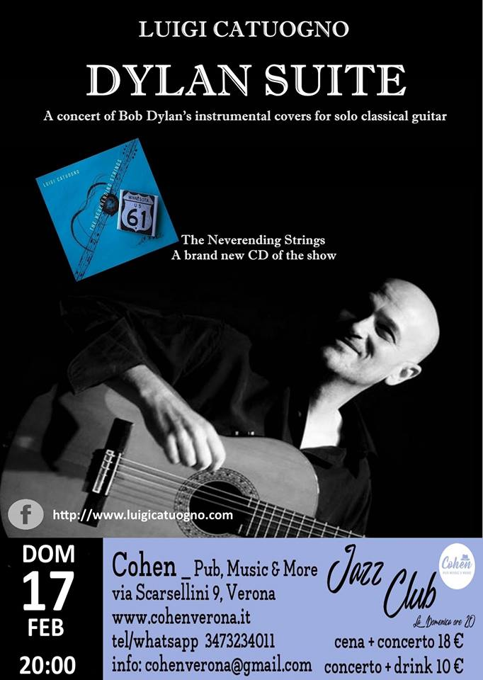Dylan Suite: The Neverending Strings