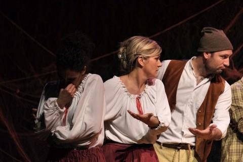 """Compagnia teatrale Tiraca """"Le baruffe chiozzotte"""" al Cinema Teatro Astra"""