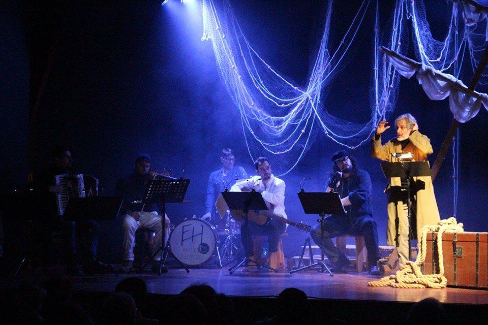 Sulla morte senza esagerare / Teatro dei Gordi alla Fucina Culturale Macchiavelli