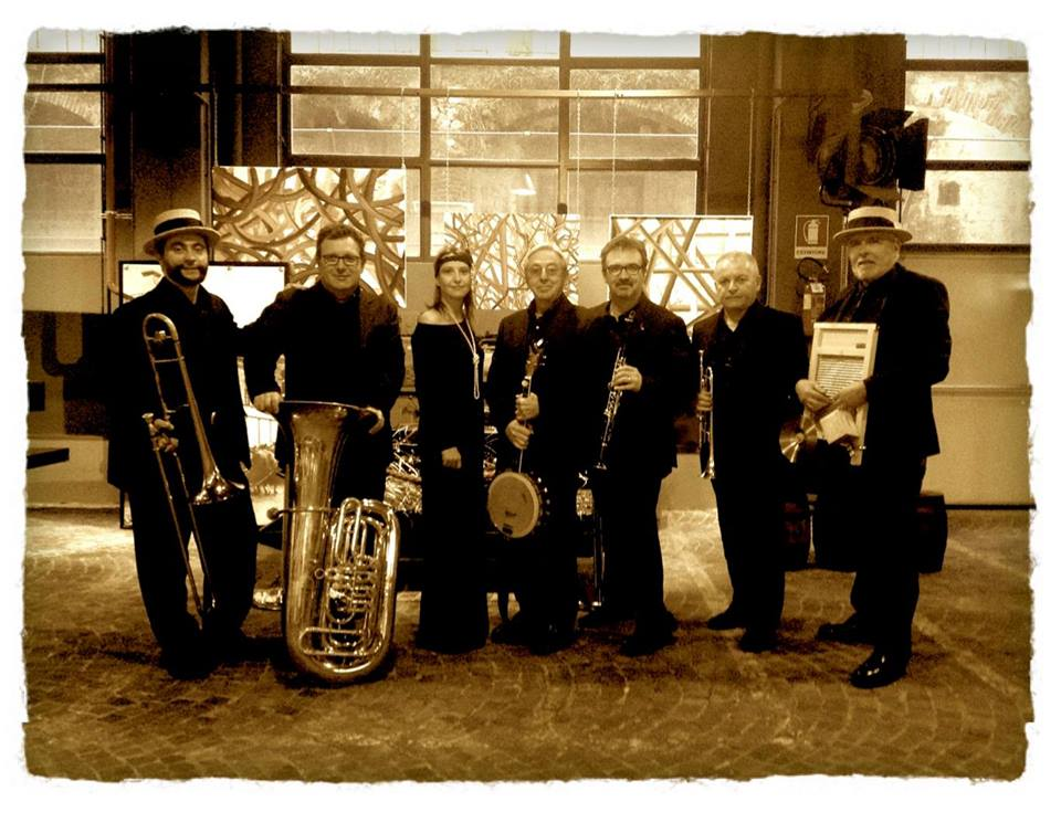"""Storyville JAZZ BAND """"From New Orleans to Paris"""" a Le Cantine de l'Arena"""