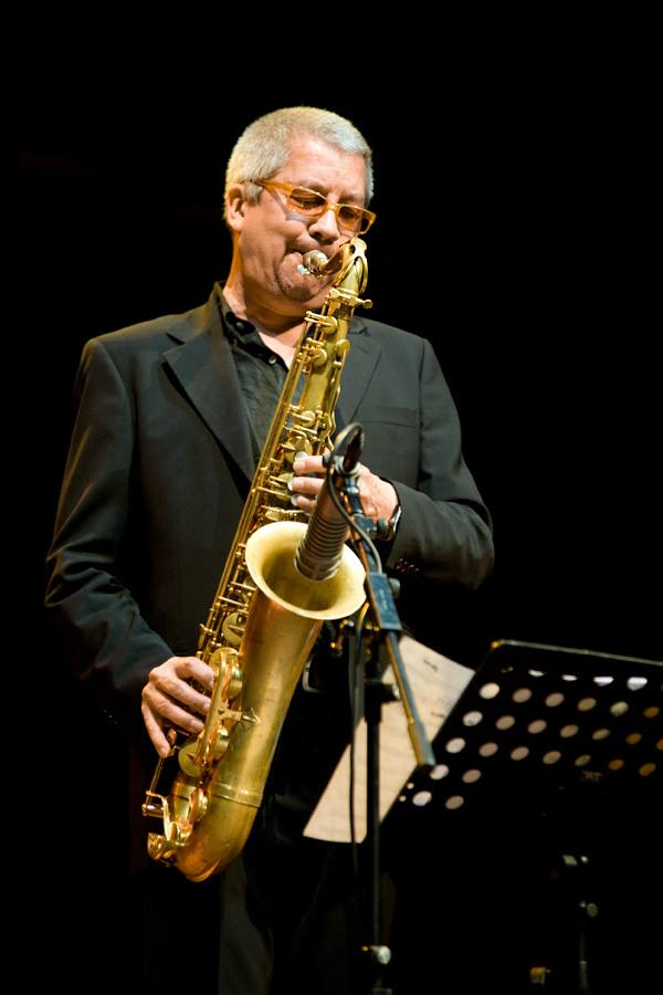 Marcello Tonolo TRIO feat. ANDY Sheppard (Jazz) a Le Cantine de l'Arena