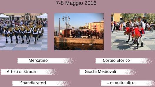 Rievocazione Storica a Lazise - Sagre e Manifestazioni a Verona