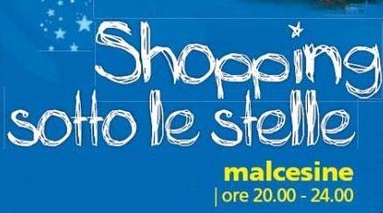 Shopping Sotto le Stelle a Malcesine - Sagre e Manifestazioni a Verona