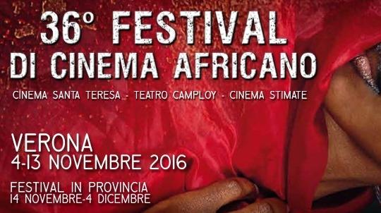 Festival Cinema Africano a Verona - Convegni e Seminari a Verona