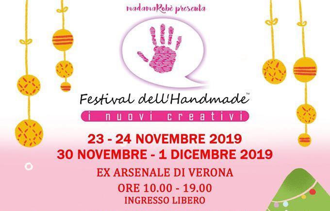 Due appuntamenti con il Festival dell'Handmade – I Nuovi Creativi