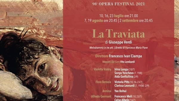 La Traviata all'Arena di Verona