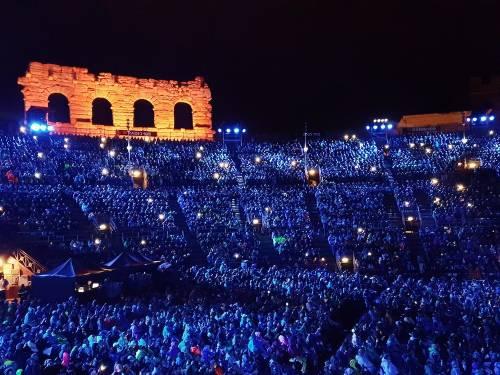 Spettacolo Arena di Verona