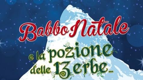 Babbo Natale e la pozione delle 13 erbe al Teatro Stimate - Eventi per Bambini a Verona