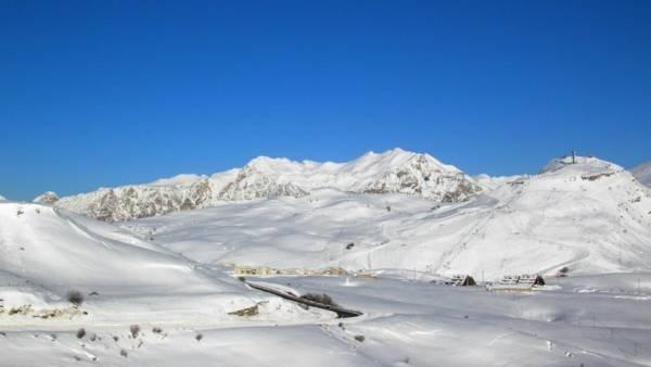 Sciare a San Giorgio