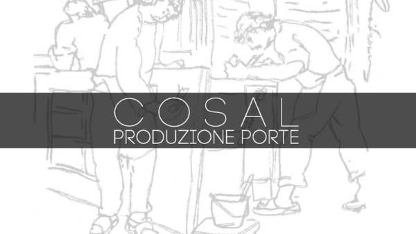 COSAL Produzione Porte