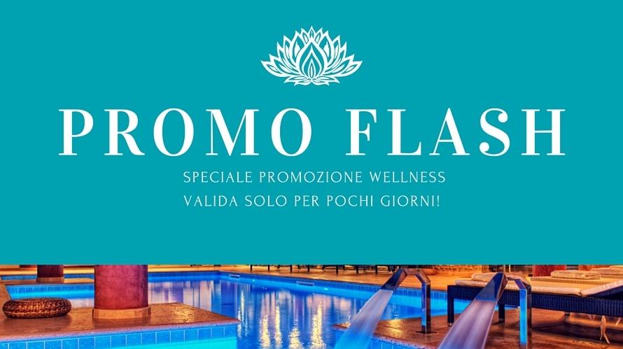 Promo Flash Centro Benessere dell Hotel Veronesi La Torre - Feste a Verona