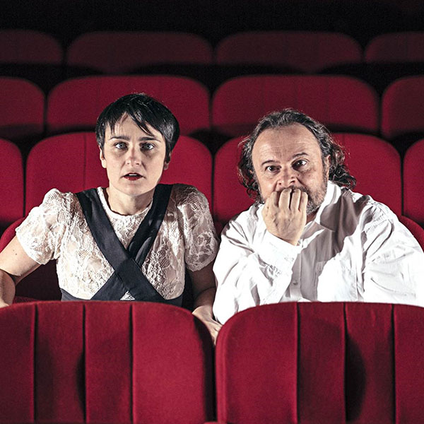 Delusionist con Natalino Balasso al Teatro Nuovo