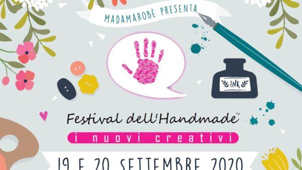 Due giornate con il Festival dell'Handmade – I Nuovi Creativi