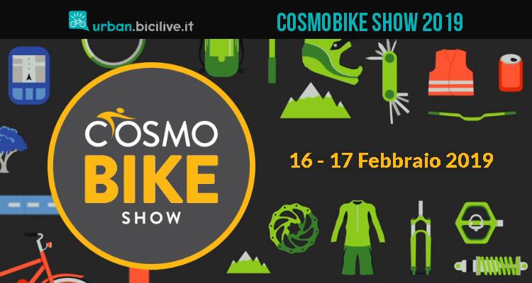 CosmoBike Show a VeronaFiere