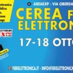 Fiera dell'Elettronica 2020 all'Area Exp di Cerea