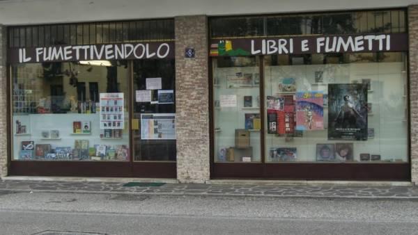 Il Fumettivendolo – Fumetti a Trevenzuolo di Verona