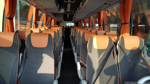 Noleggio Autobus Viaggi Marchesini