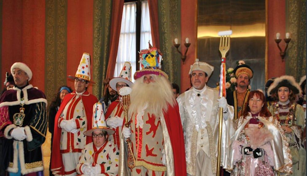 Sfilata di Carnevale a Madonna di Dossobuono