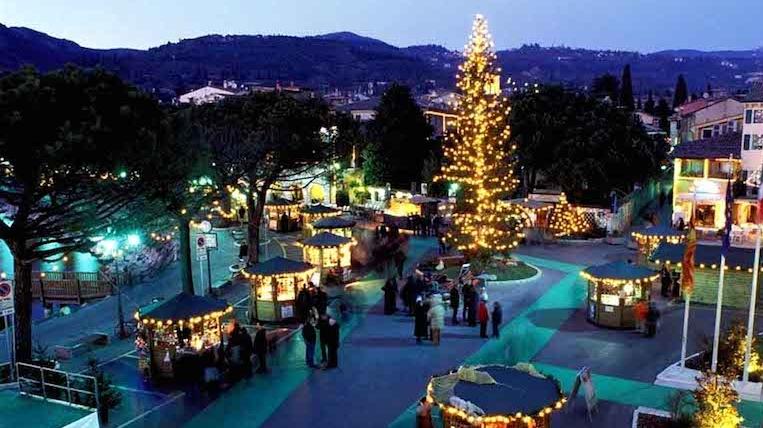 Natale tra gli olivi e Capodanno a Garda