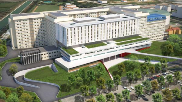 Ospedale Policlinico Rossi di B.go Roma