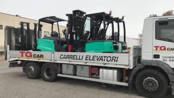 TG Car Carrelli Elevatori