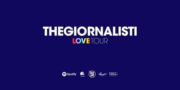 Thegiornalisti il 1° Maggio all'Arena di Verona