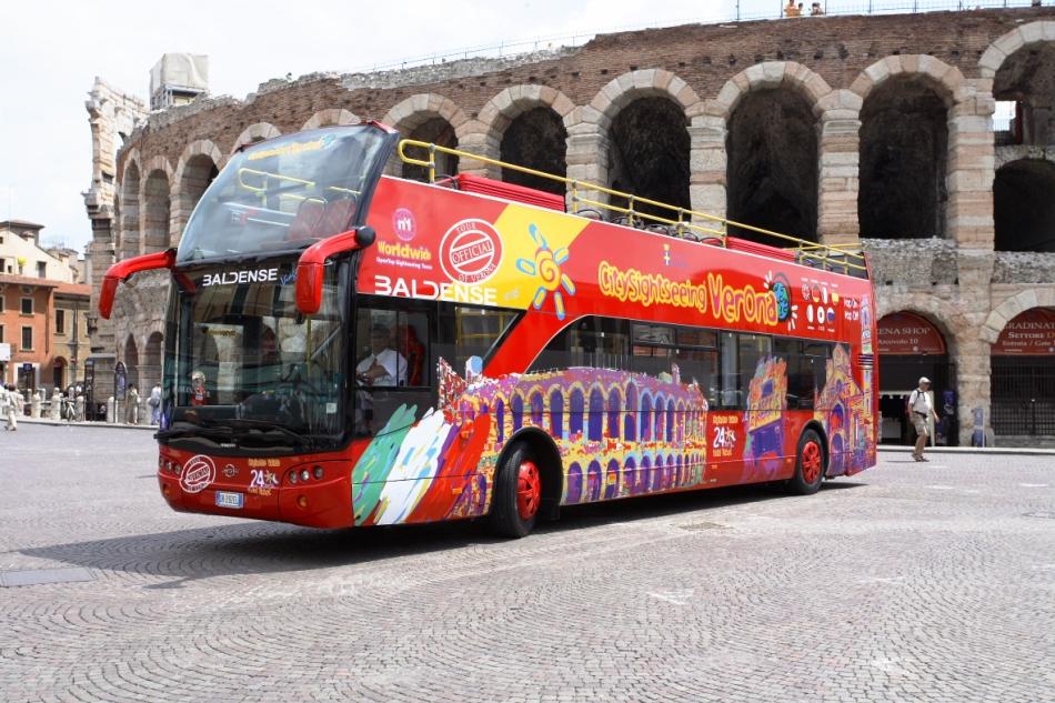 City Sightseeing Verona Arena di Verona